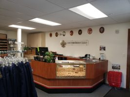 PTC Scout Shop Counter